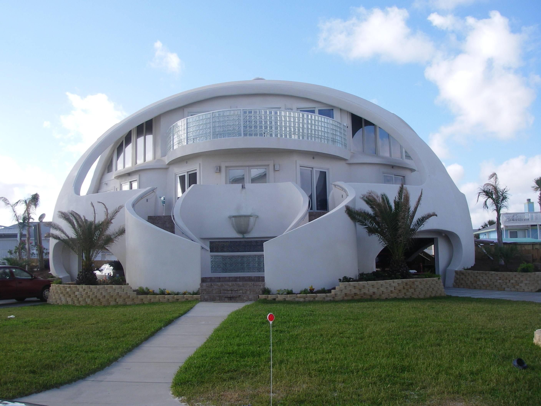monolythic domes