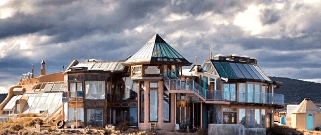 Big earthship